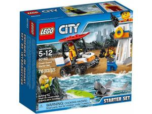 LEGO  CITY - STARTER SET GUARDIA COSTIERA