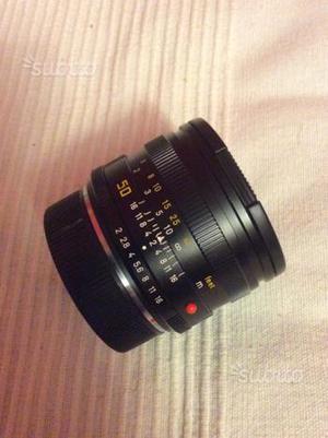Leica R summicron 50 f2 secondo tipo