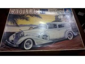 Modellino cadilacc 707 scala 1/24 da collezione