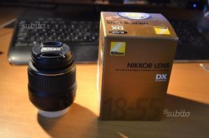 Nikon AF-S DX mm f/ G II