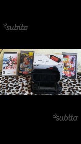 PSP+giochi