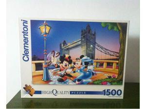 Puzzle Clementoni - Tower Bridge - Disney