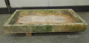Secchiaio in pietra 110 x 60 cm