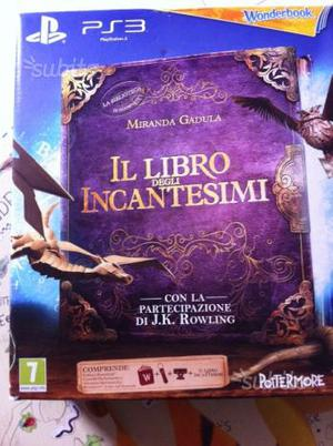 Videogioco ps3 libro degli incantesimi