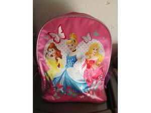 """Zainetto per asilo """"The Princess""""Disney"""