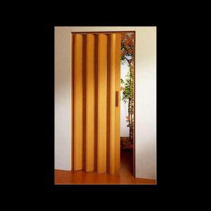 Porta a soffietto a specchi con cristalli posot class - Porta a soffietto prezzo ...