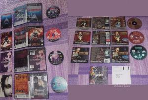 11 Giochi tra PS1 & PlayStation2 - TOMB - SQUALO