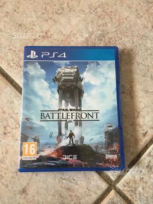 Battlefront Star Wars ps4