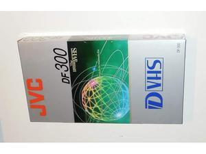 Cassette jvc digital vhs