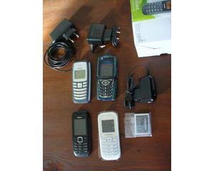 Cellulari Nokia e Samsung, batterie e accessori