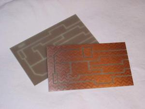 Coppia circuiti stampati universali per crossover 2-3 vie