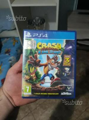 Crash ps4