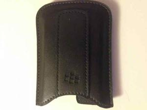 Custodia in pelle per BlackBerry