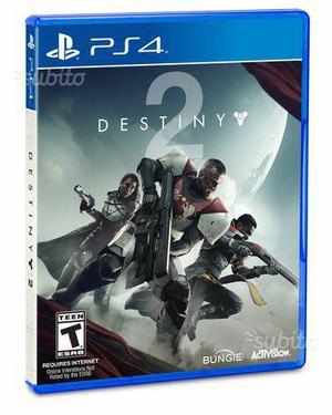 Destiny 2 PS4 Nuovo