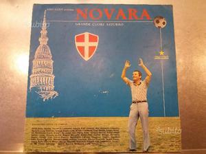 Disco in vinile LP 33 GIRI INNO NOVARA CALCIO