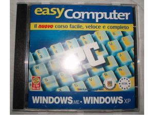 Easy Computer - Corso di Computer - Windows ME - Windows XP
