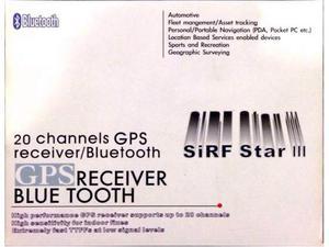 GPS Ricevitore Bluetooth+Penna USB
