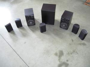 Impianto stereo dolby HI FI pioneer power bass