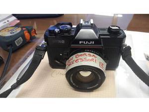 Macchina fotografica fujy stx 2 con obiettivi flash