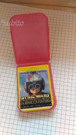 Memory Card Palystation 1 Star Wars