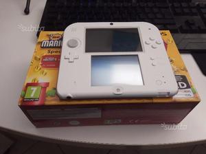 Nintendo 2DS Usato + 2 Giochi Pokèmon