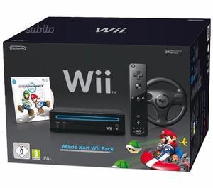 Nintendo Mario kart Wii pack