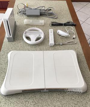 Nintendo Wii,giochi e accessori