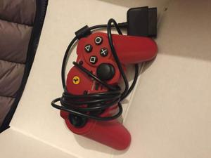 PS2 joystick Thrustmaster Ferrari originale
