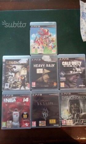 PS3 Giochi