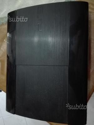 PlayStation 3 ultraslim 500gb + giochi