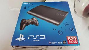 Playstation 3 Super Slim 500 gb 11 giochi