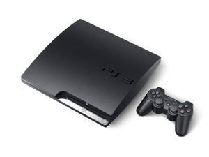 Ps3 slim 320gb nera
