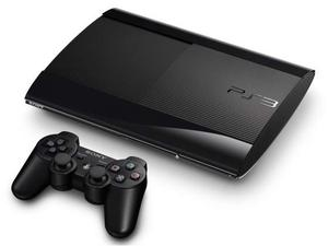 Ps3 super slim 250gb nera