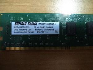 RAM ddr3 2GB frequenza MHz