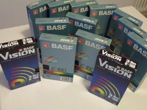 Video Cassette VHS BASF