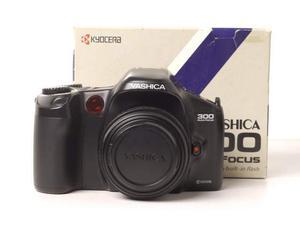 Yashica 300 AF con AF 50mm f.1,8