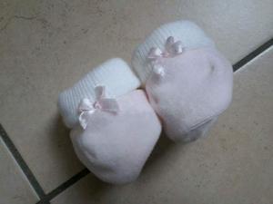 Babbucce neonata 0-1 sigillate