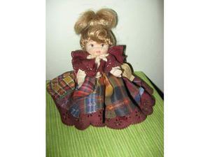 Bambolina di porcellana LINEA P.F.L Stile Capodimonte
