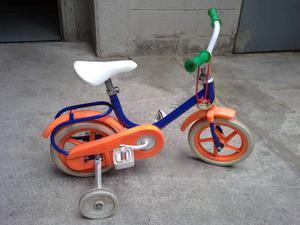 Bicicletta per bambini 2/3 anni con ruote da 12