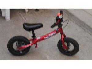 Bicicletta senza pedali bambino