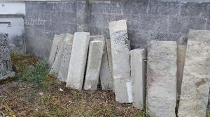 Blocchi in pietra leccese