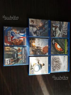 Blu ray vari titoli