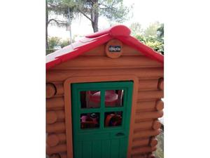 Casetta da giardino per bimbi chicco como posot class for Casetta giardino bimbi usata