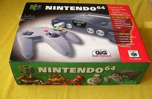 Console Nintendo 64