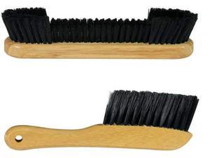 Coppia spazzole pulizia biliardo