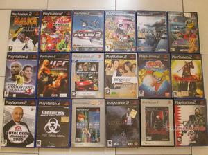 Giochi ps2 playstation 2 originali