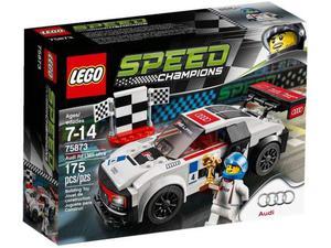 Lego  - speed champions: audi r8 lms ultra