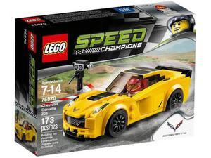 Lego  - speed champions: chevrolet corvette z06