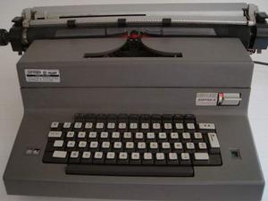 Macchina da scrivere elettrica
