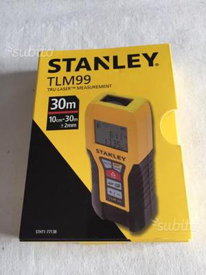 Misuratore Laser Stanley TLM 99 NUOVO